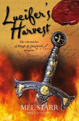 Picture of Lucifer's harvest (The Chronicles of Hugh de Singleton, Surgeon #9)