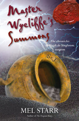 Picture of Master Wycliffe's summons (The Chronicles of Hugh de Singleton, Surgeon #14)