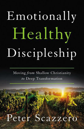 Picture of Emotionally healthy discipleship