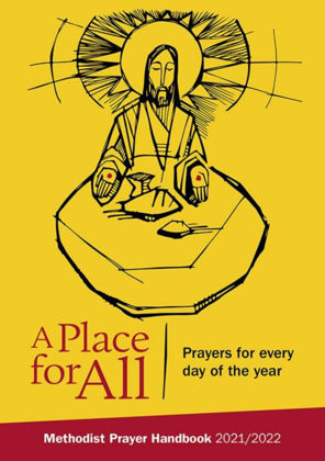 Picture of Methodist prayer handbook 2021/22