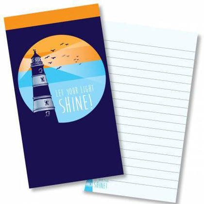 Picture of Notepad: Let your light shine