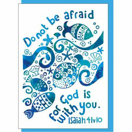 Picture of Do not be afraid