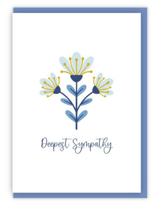 Picture of Deepest sympathy (Blooms)