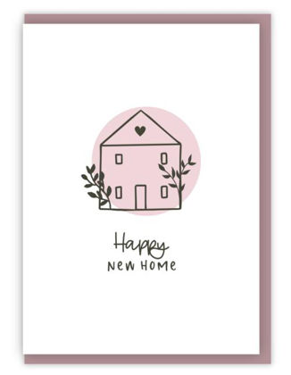 Picture of Happy new home (Scandi home)