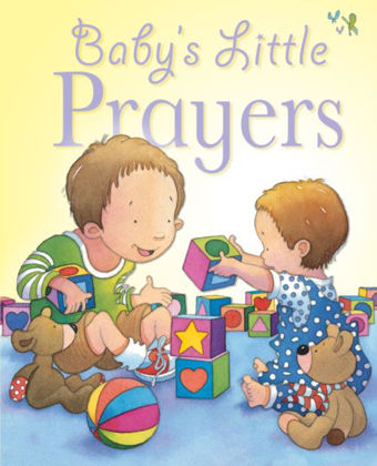 Picture of Baby's little bible / prayers Box set