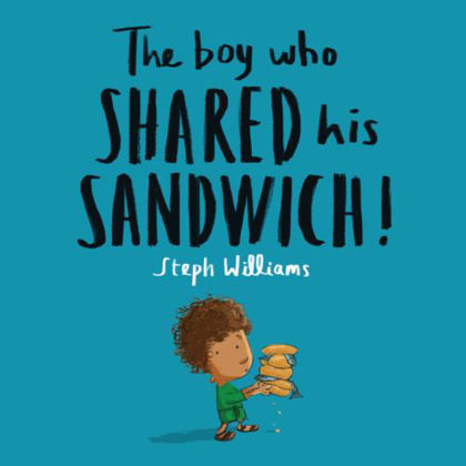 Picture of Boy who shared his sandwich The (Little Me, Big God)