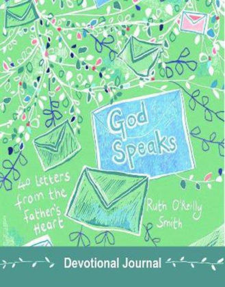 Picture of God Speaks Devotional Journal