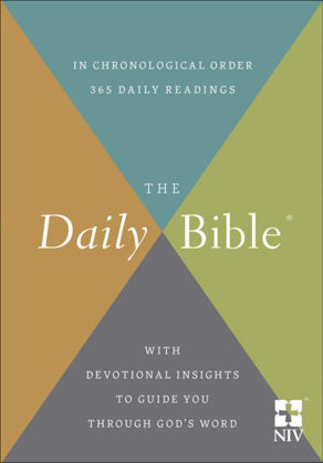 Picture of NIV Daily bible
