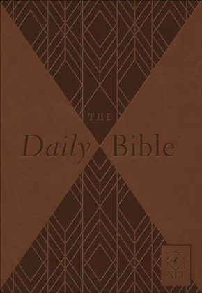 Picture of NLT Daily bible
