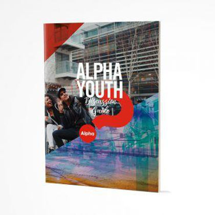 Picture of Alpha Youth discussion guide