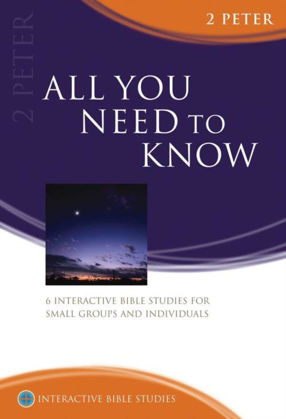 Picture of 2 Peter: All you need to know (Interactive Bible Studies)