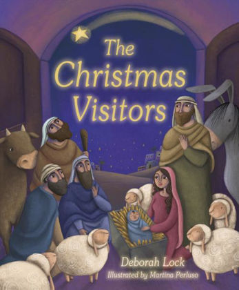 Picture of Christmas visitors The