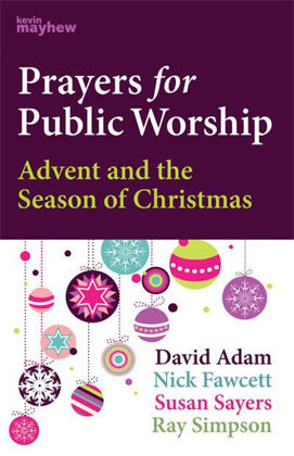 Picture of Prayers for public worship - Advent & Christmas