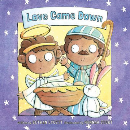 Picture of Love came down story book