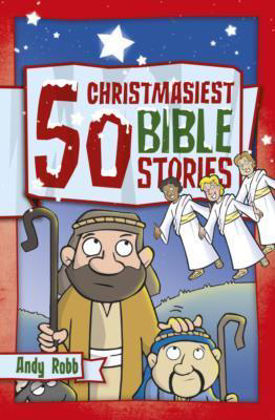 Picture of 50 Christmasiest bible stories