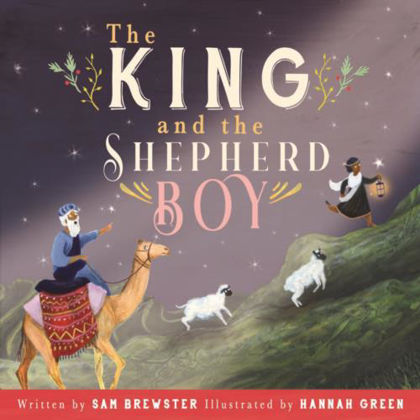 Picture of King and the shepherd boy
