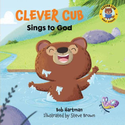 Picture of Clever Cub sings to God