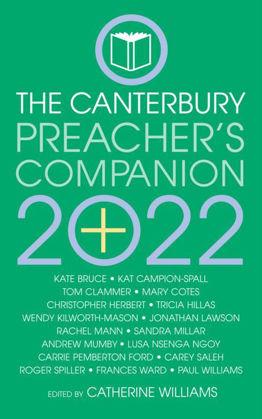 Picture of Canterbury Preacher's companion 2022