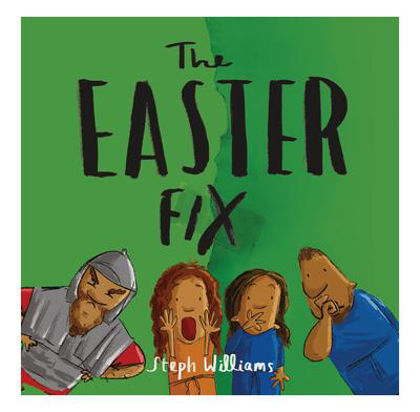 Picture of Easter fix The (Little Me, Big God)